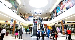 Shopping Centres in Lagos