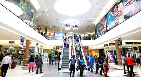 Shopping Centres in Lagos
